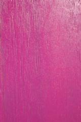 wood painted bright purple