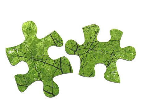 leaves jigsaw