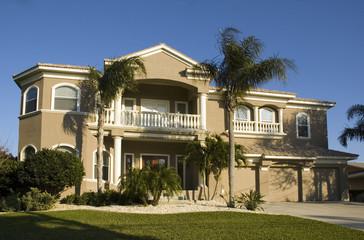 gigantic mansion in florida