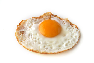 just fried egg