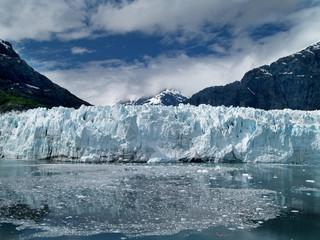 Foto op Canvas Gletsjers marjorie glacier