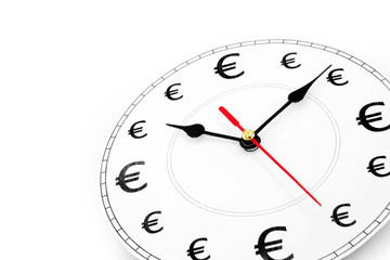 euros time is money