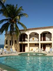 karibisches hotel