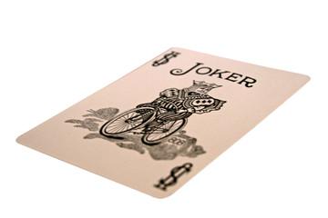 cards - joker