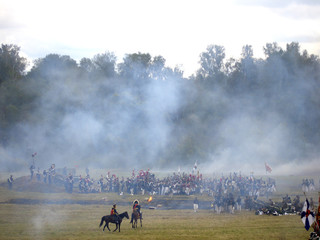 the borodino battle