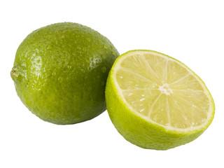 lime half