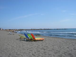 plage de sable noi