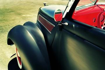 Classic American Hotrod Car