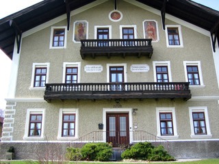 many families house in bavaria