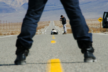 accident scene photographer