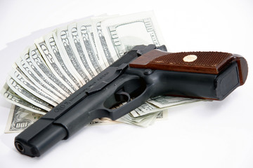 gun & money