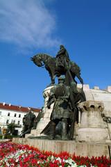 mathias rex statue