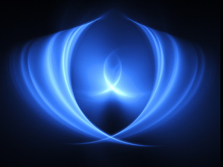 blue cross rays