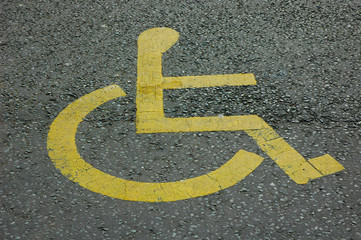 diabled sign1