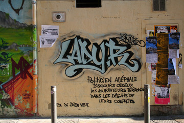 messages urbains