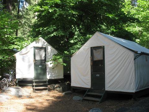 yosemite tents