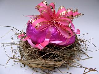 chocolate easter egg gift