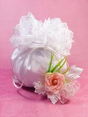 bridal dorothy bag