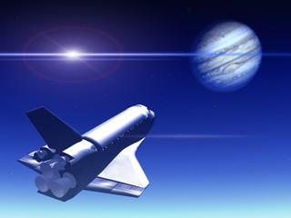 shuttle in the sky 40