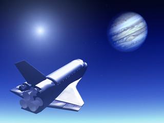 shuttle in the sky 41