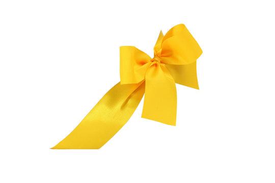 noeud jaune