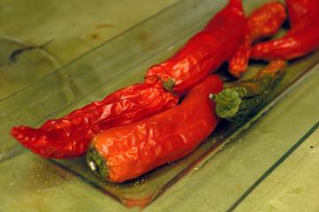 piments rouges