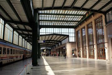 train station ankara