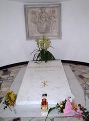 tombstone papa paul ii