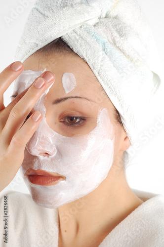 Подтянуть лицо в домашних условиях маски