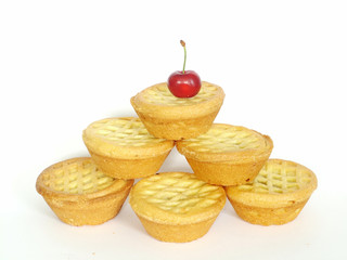 fruit mince pies pyramid