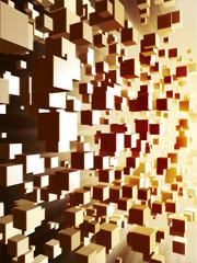 digital cube flow