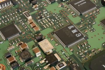 hard drive circuitry