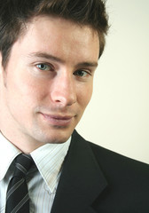 handsome man (serise)