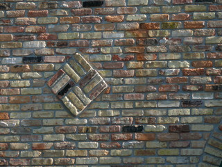 decorative brick work