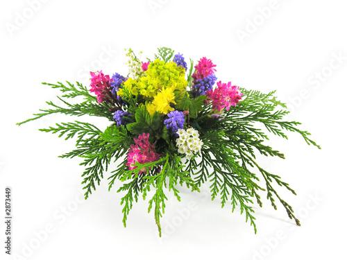 bouquet de fleurs printanier photo libre de droits sur la banque d 39 images image. Black Bedroom Furniture Sets. Home Design Ideas