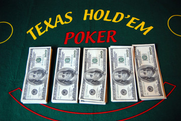 poker et dollars