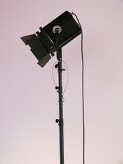 projecteur vertical gauche.