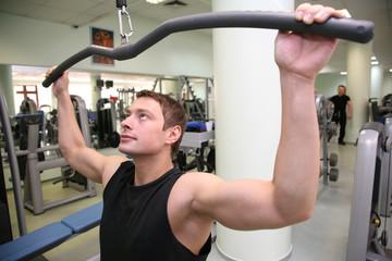 gym man in health club 3