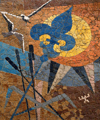 mosaïque et histoire