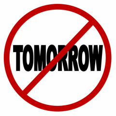 no tomorrow icon