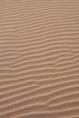 ondas de arena en las playas de cádiz