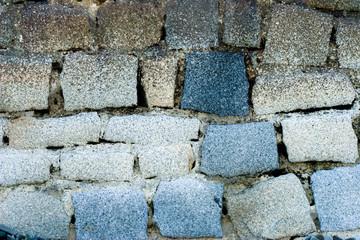 mur granit