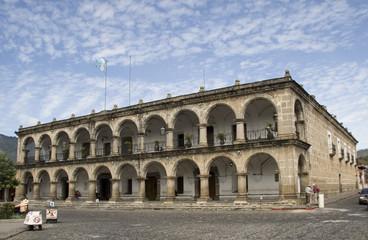 museum in antigua, guatemala
