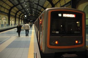 métro du pirée