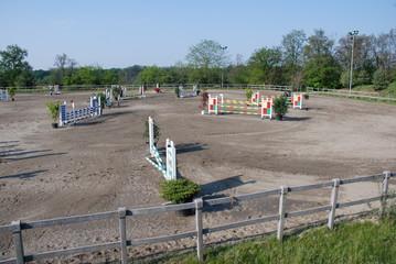 pista per cavalli