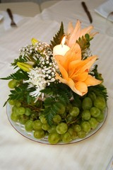 grape arrangement