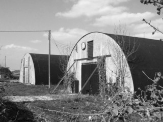 second world war raf aircraft hangar