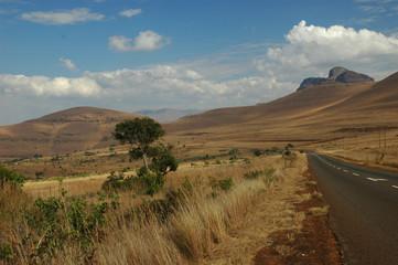 route - afrique du sud