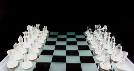 chess - the game is on