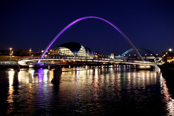 Wall Mural - newcastle, gateshead, quayside,